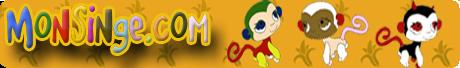 MonSinge.com, eleve ton singe virtuel